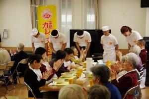 道産米とのコラボレーション企画2012